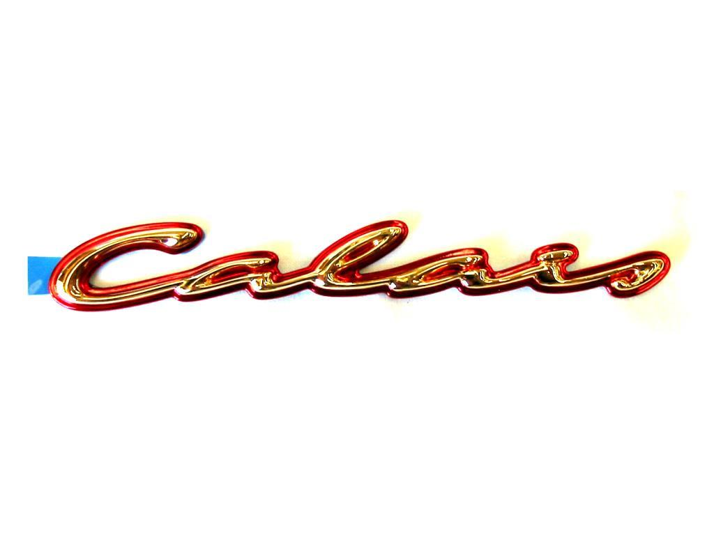 "Badge ""Calais"" Gold VX Commodore"