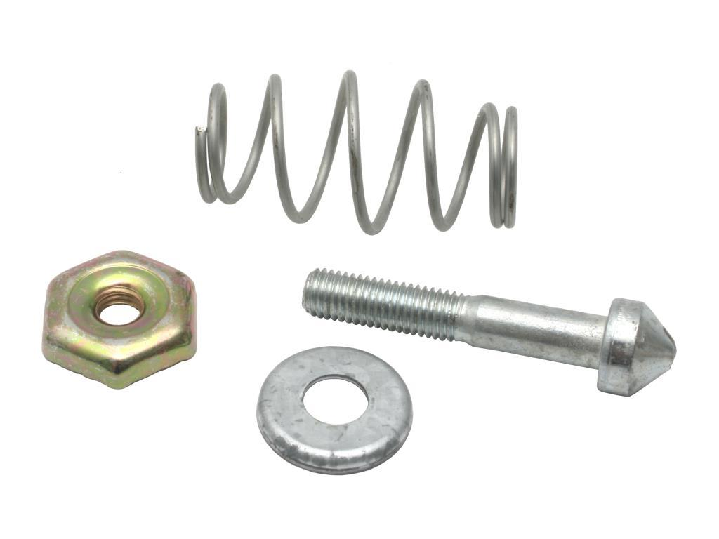 BONNET LOCK PIN , SPRING & NUT VL - VZ