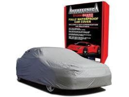 Autotecnica Car Cover Medium To 4.2M Waterproof