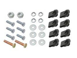 Bolt Kit Upper Radiator Support HK HT HG