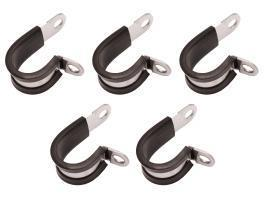 Cushion Clamp Stainless Steel 19Mm x 15Mm (5)