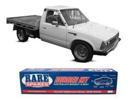 Body Rubber Kit Datsun 720 Ute 80  -  86 With 1/4 Vent