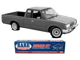 Body Rubber Kit Datsun 720 Ute 80 - 86 No 1/4 Vent