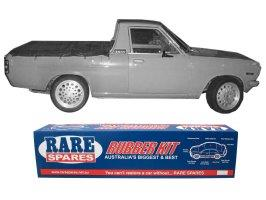 Body Rubber Kit Datsun 1200 Ute 1970 - 1974