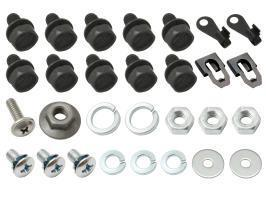 Door Internals Nut & Bolt Kit HQ HJ HX HZ (Rear)