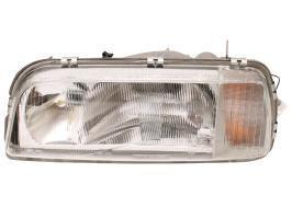 Headlight Assembly XF All XG Ute/Van Left Hand